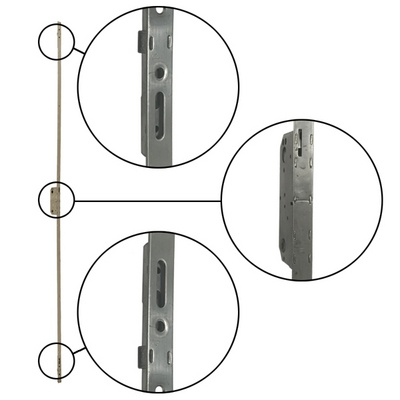uPVC Door Mechanism