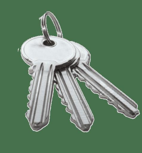keys for Door Lock Installation Services