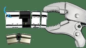 uPVC Door Lock Faulty Euro Cylinders