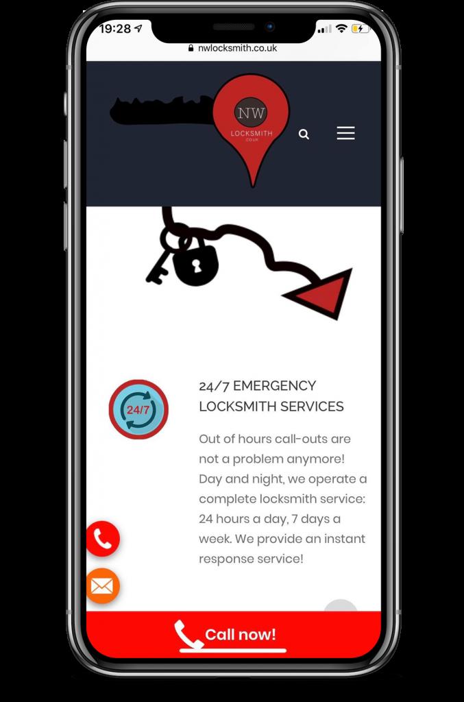 Locksmith emergency London
