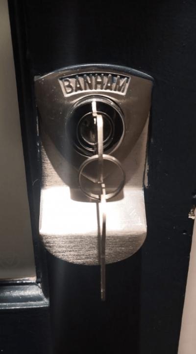banham lock