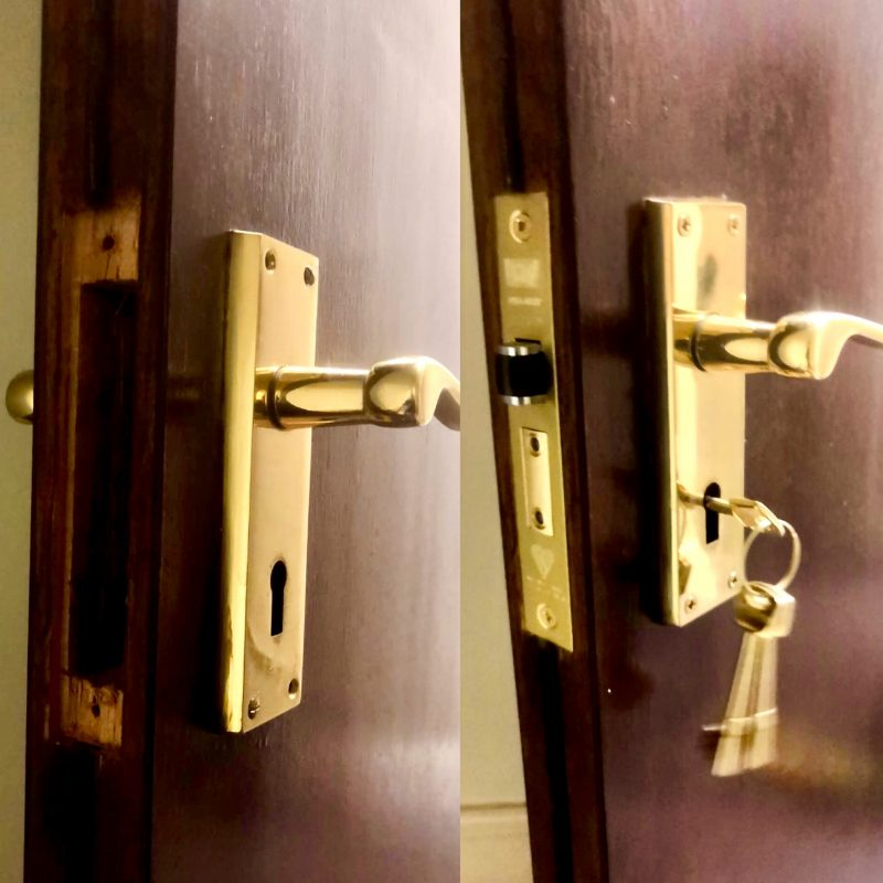 replaced a lock on an interior door Camden Locksmith NW1