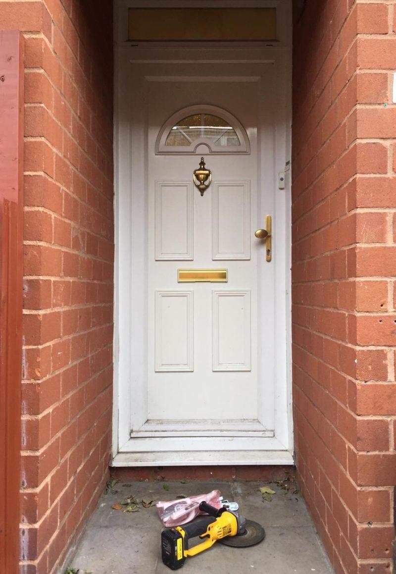 Locksmith Paddington W2 open door