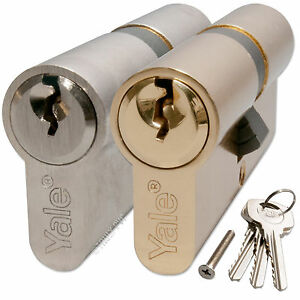 Euro Double Cylinder